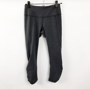 Calia Cropped Leggings Gray